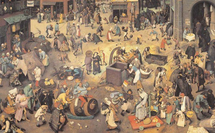 Особенности сбора налогов в Средневековой Франции или издержки феодализма