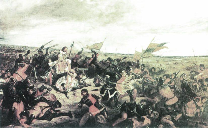 Битва при Пуатье или первая попытка пресечь незаконную миграцию в Европу