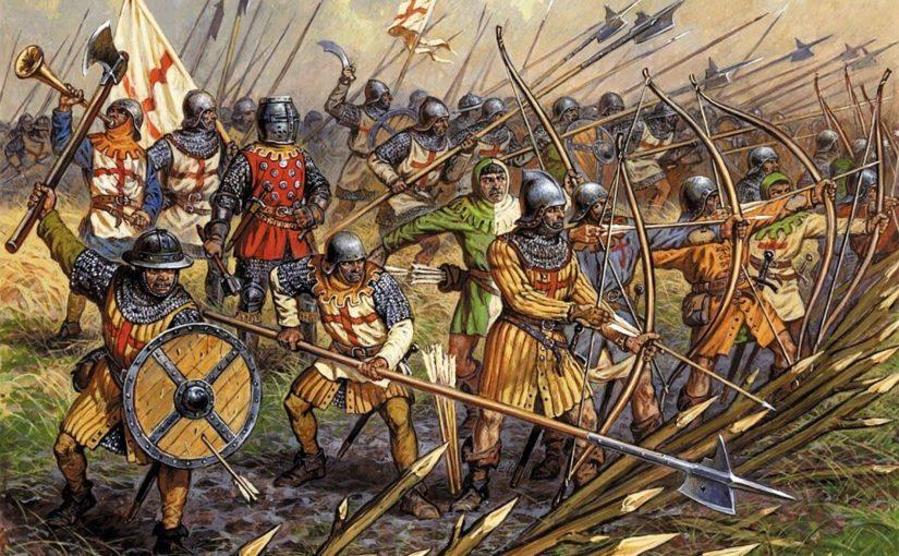 100 летняя война между Англией и Францией. Был ли мир?