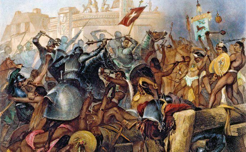 Великий Инка— Атауальпа, или как распадаются империи